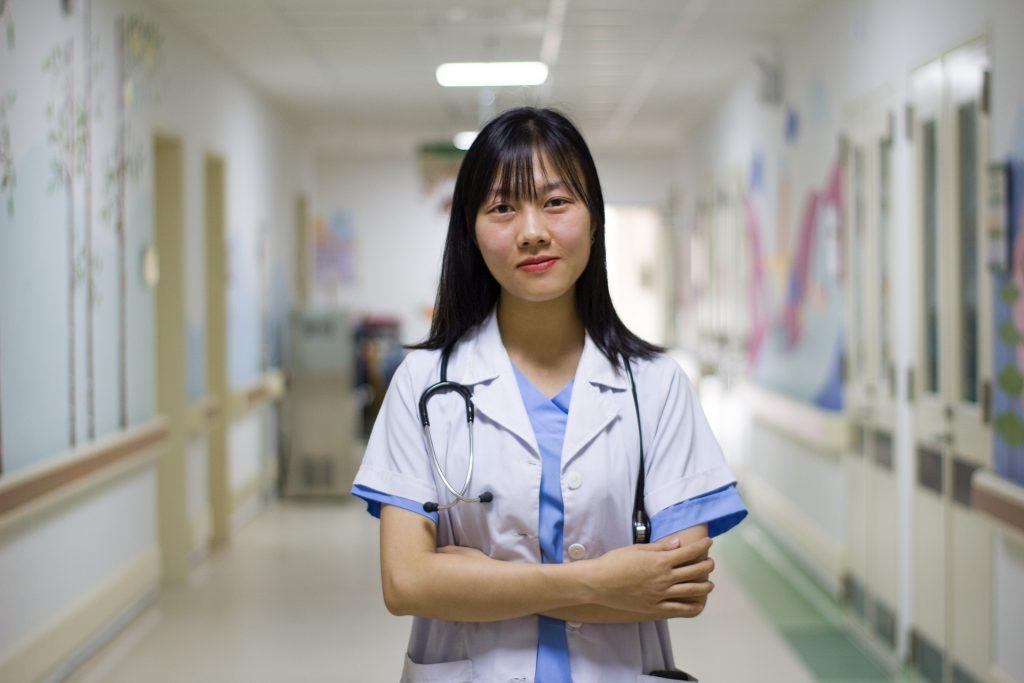 nurse, doctor